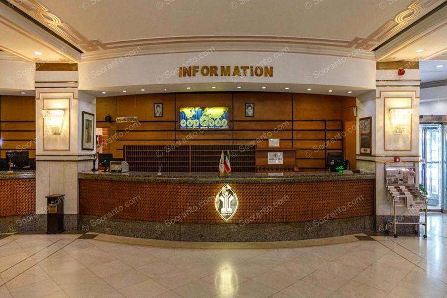 عکس سالن هتل لاله 2717