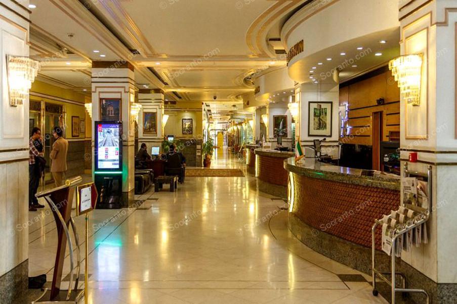 عکس سالن هتل لاله 2718
