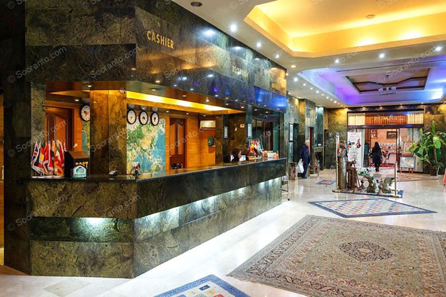عکس سالن هتل پرسپولیس 2556