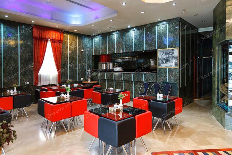 عکس سالن هتل پرسپولیس 2558