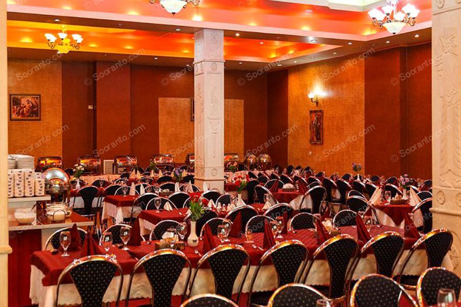 عکس سالن هتل پرسپولیس 2559