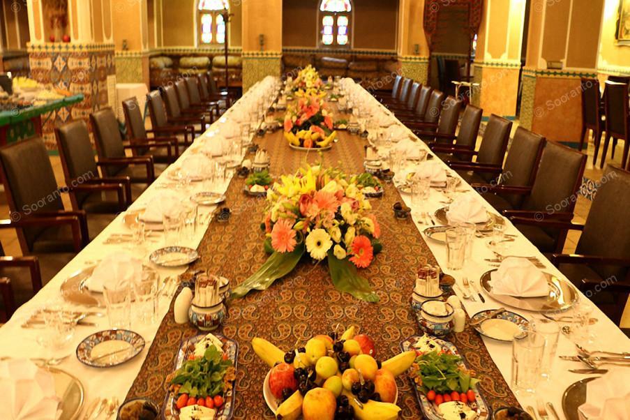 عکس سالن هتل اسپیناس خلیج فارس 3232
