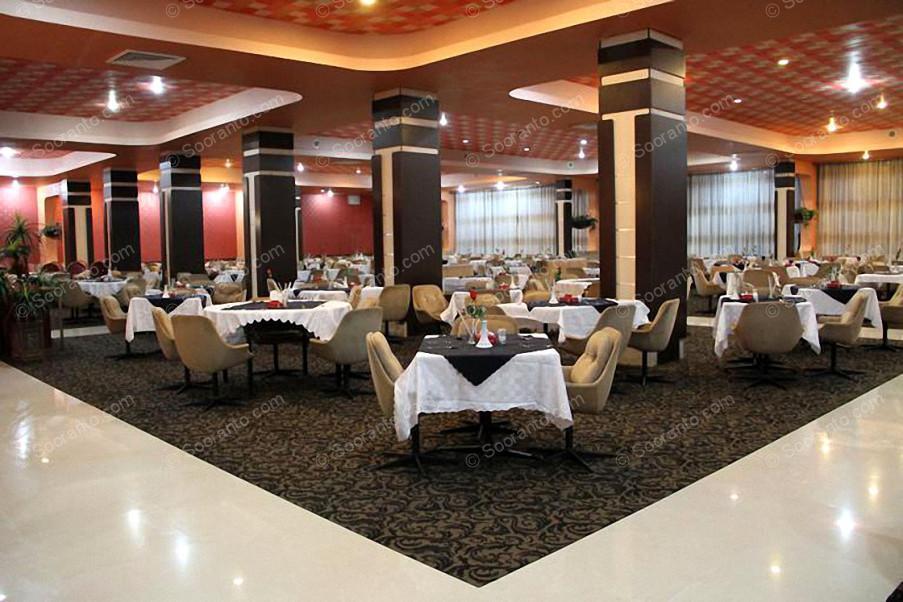 عکس سالن هتل پارسیان آزادی 3134