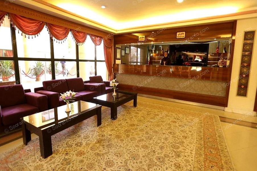 عکس سالن هتل میثاق 2748
