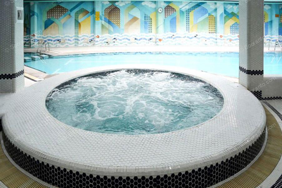 عکس سالن هتل عباسی 3193