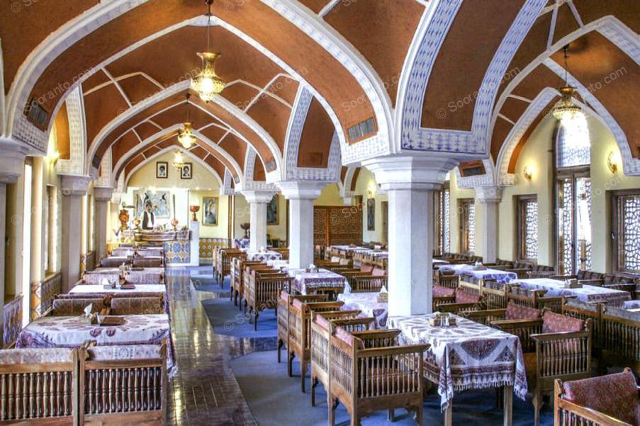عکس سالن هتل عباسی 3191