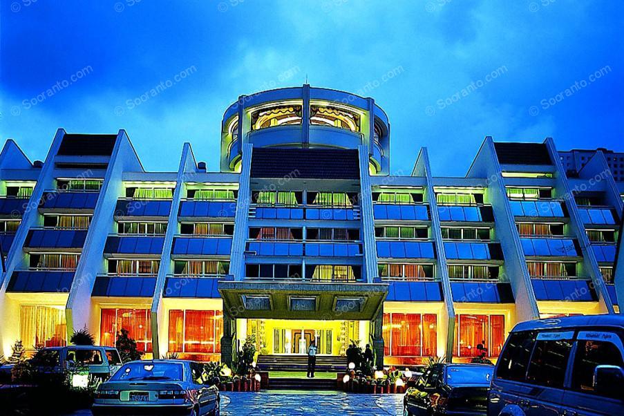 عکس سالن هتل نارنجستان 2761