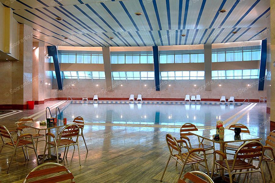 عکس سالن هتل بین المللی شهریار 2882