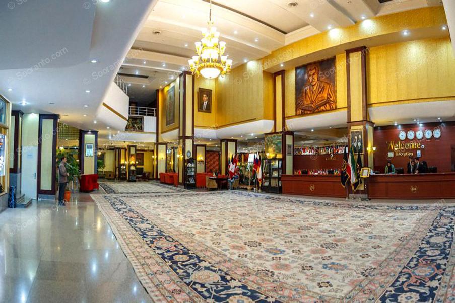 عکس سالن هتل بین المللی شهریار 2872