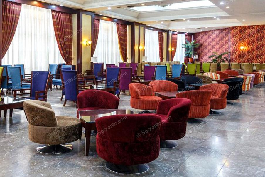 عکس سالن هتل بین المللی شهریار 2873