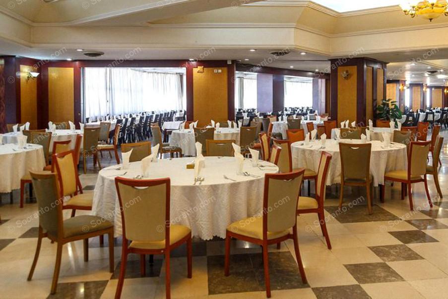 عکس سالن هتل بین المللی شهریار 2874