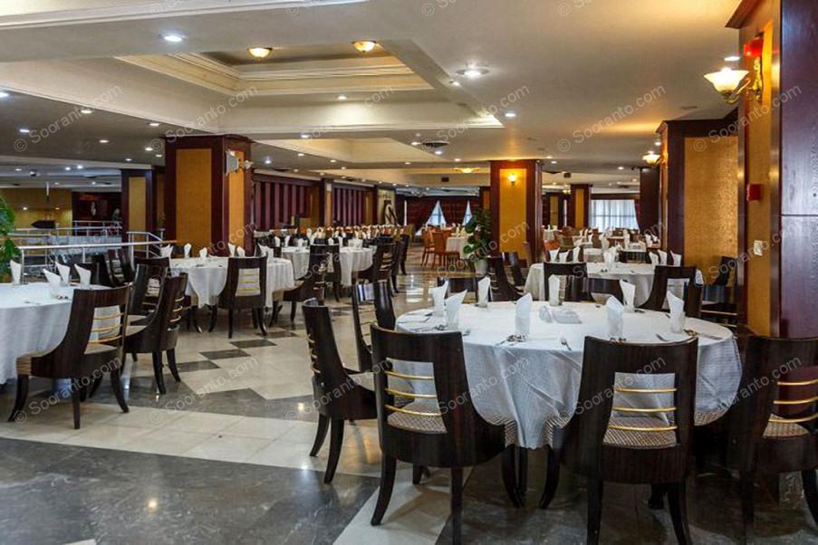 عکس سالن هتل بین المللی شهریار 2875