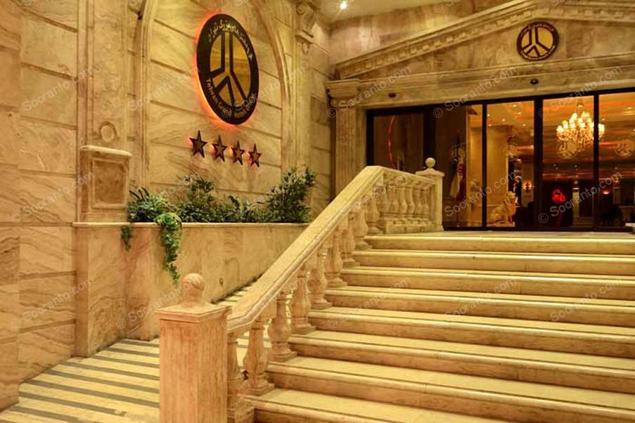 عکس سالن هتل بزرگ 2 2847