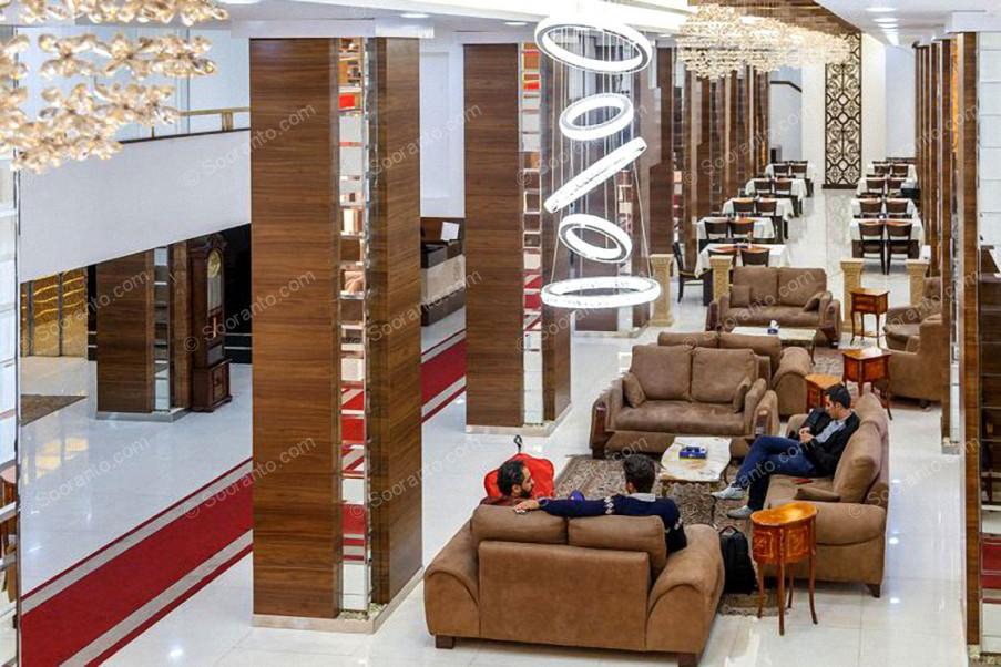عکس سالن هتل بین المللی 2973