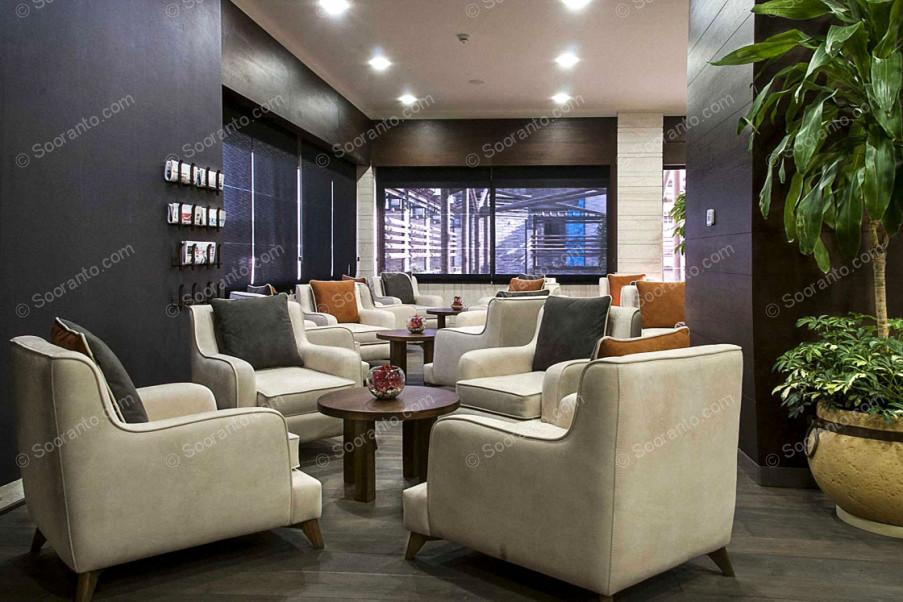 عکس سالن هتل اسکان الوند 2860