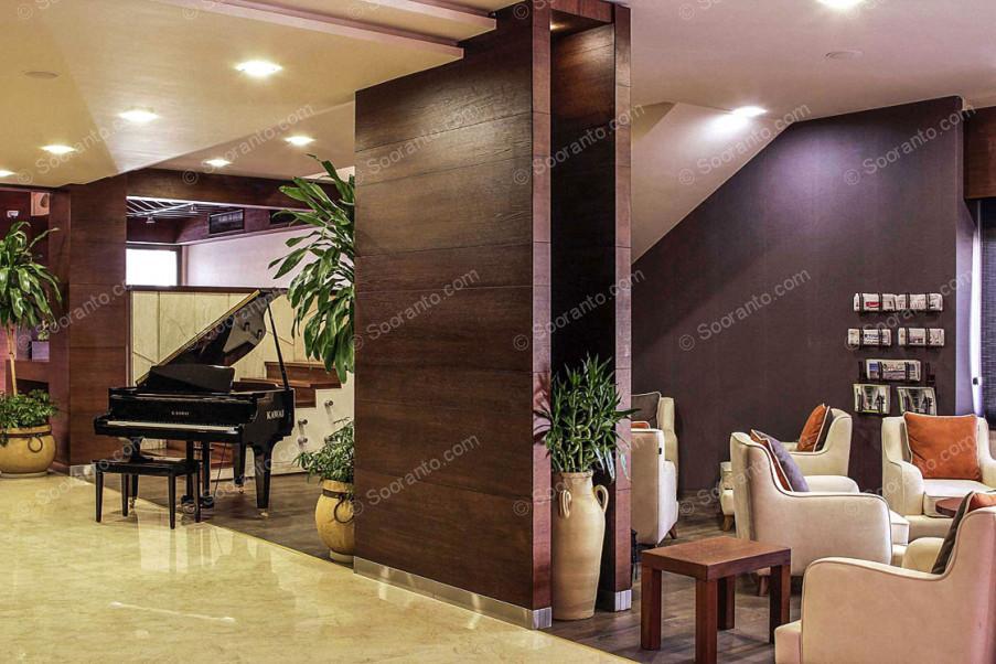 عکس سالن هتل اسکان الوند 2861