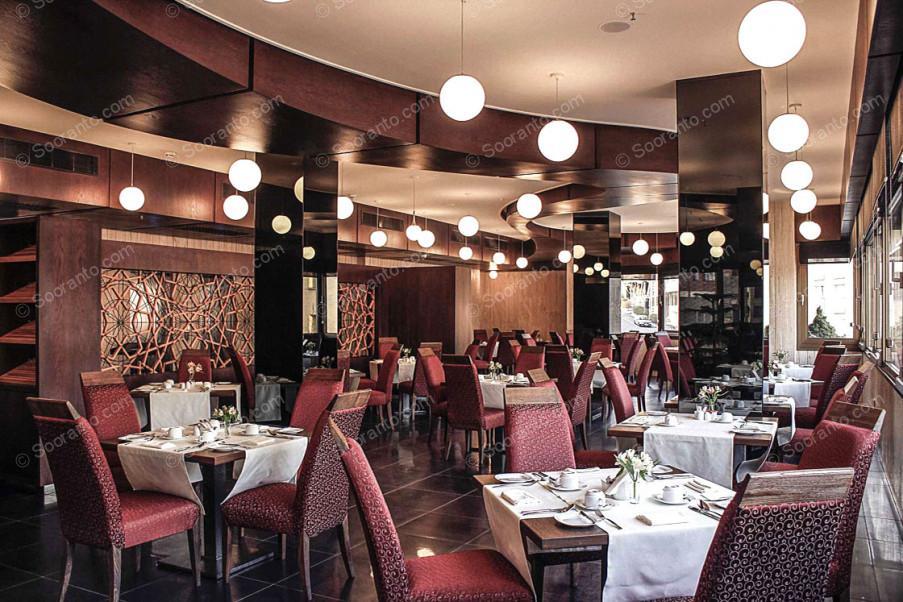 عکس سالن هتل اسکان الوند 2862