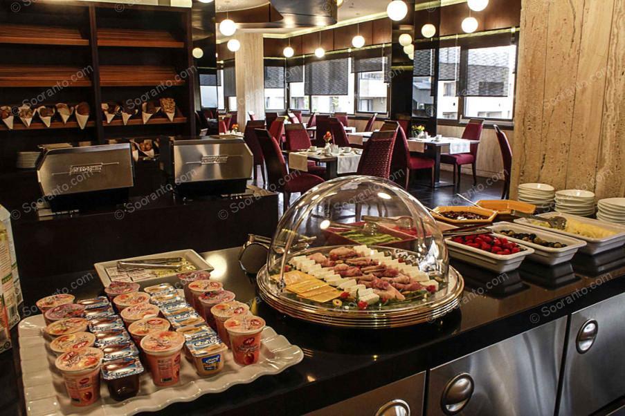 عکس سالن هتل اسکان الوند 2864