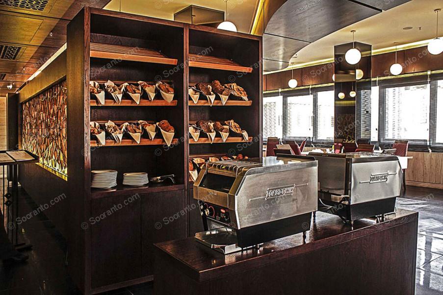 عکس سالن هتل اسکان الوند 2865