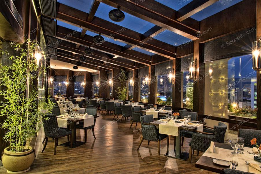 عکس سالن هتل اسکان الوند 2853