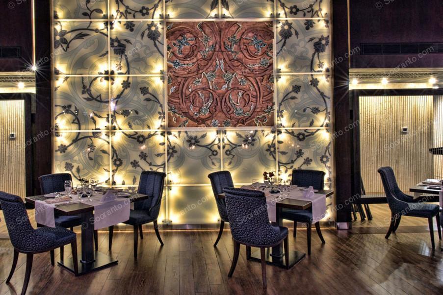 عکس سالن هتل اسکان الوند 2854