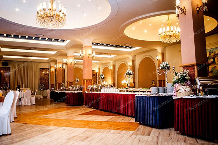 عکس سالن هتل پردیسان 3037