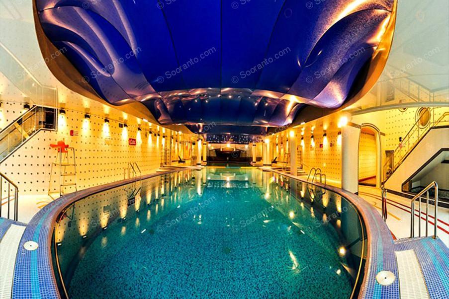 عکس سالن هتل پردیسان 3038