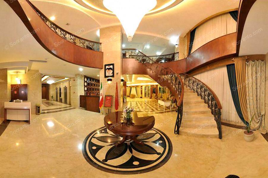 عکس سالن هتل پارسیس 3277