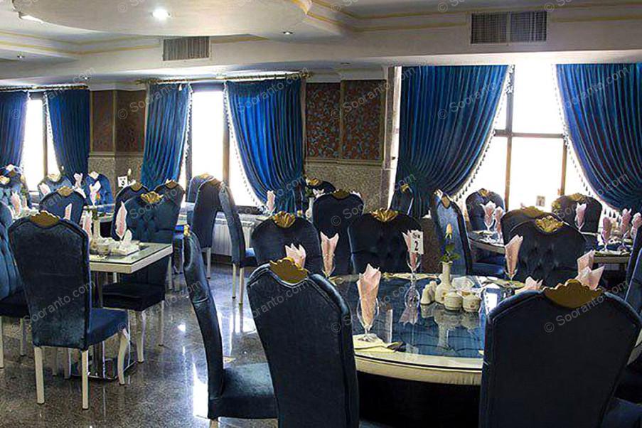 عکس سالن هتل بام 3601