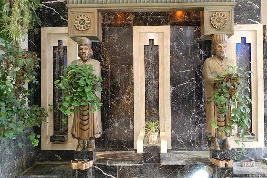 عکس سالن هتل بین المللی امیران 3889