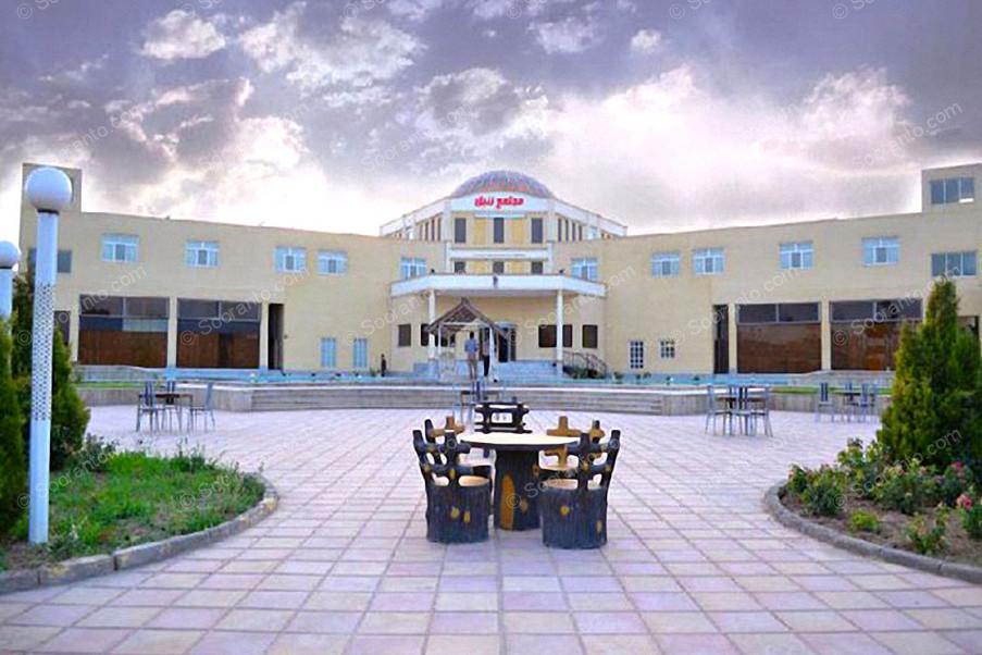 عکس سالن هتل زنبق 3015