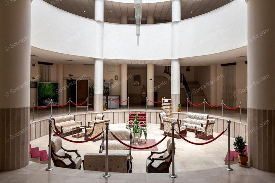 عکس سالن هتل زنبق 3020