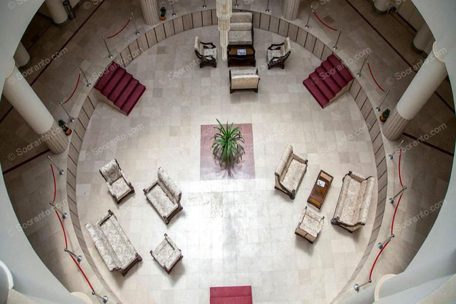 عکس سالن هتل زنبق 3021