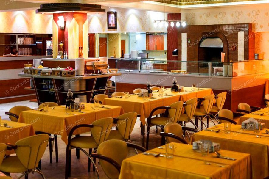 عکس سالن هتل پارسیان عالی قاپو 3073
