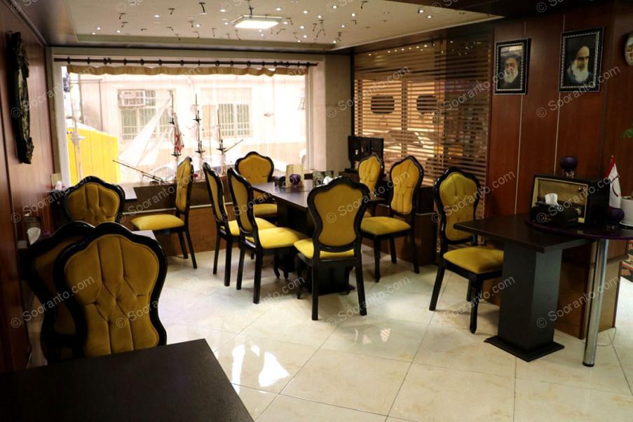 عکس سالن هتل شبستان 3165