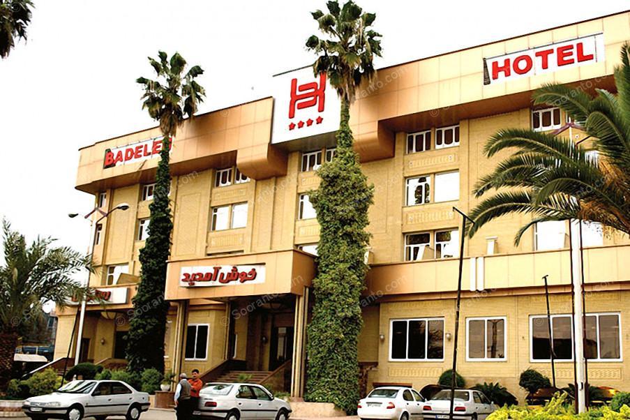 عکس سالن هتل بادله 3140