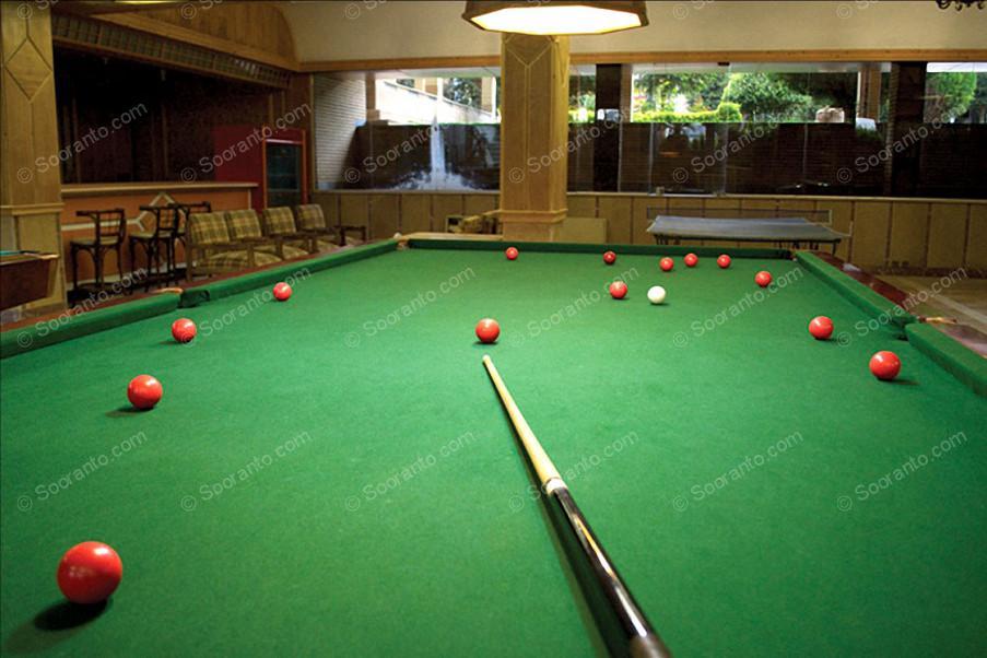 عکس سالن هتل بادله 3144