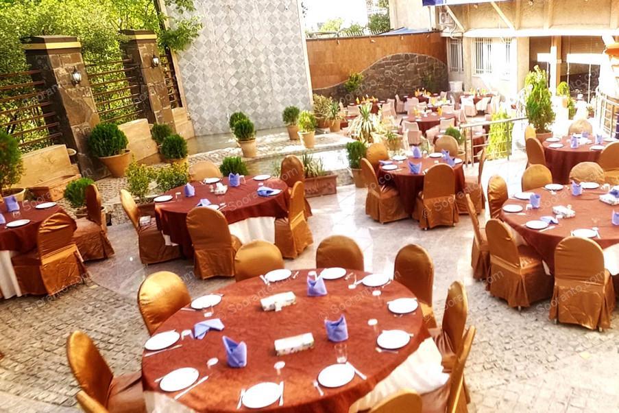 عکس سالن هتل پارسیان 3790