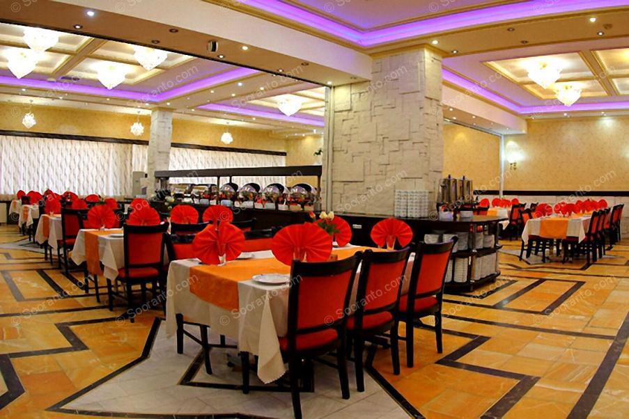 عکس سالن هتل پارسیان 3792