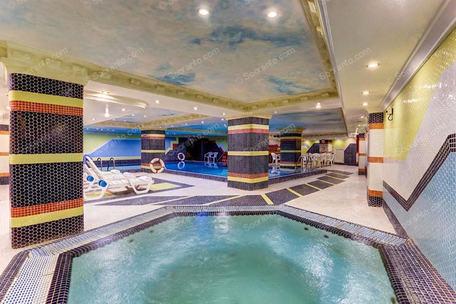 عکس سالن هتل بزرگ 3409