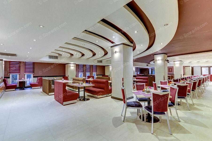 عکس سالن هتل بزرگ 3410
