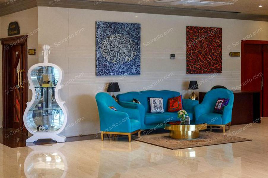 عکس سالن هتل ایران 3908