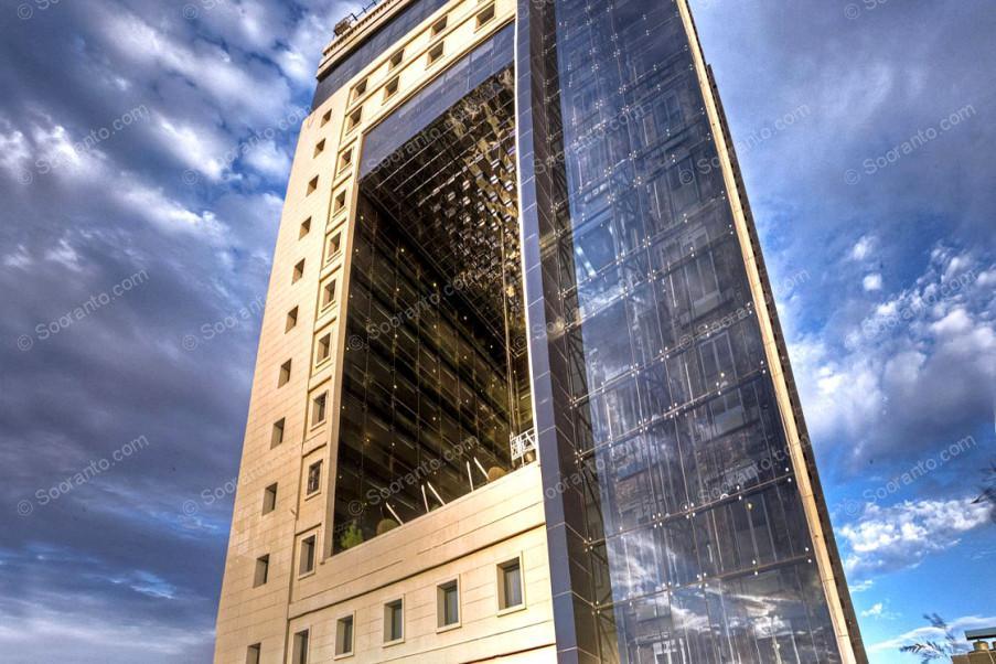عکس سالن هتل مجلل درویشی 4116
