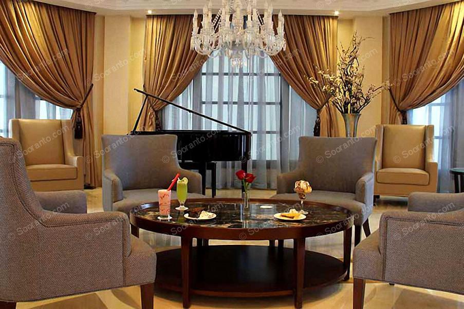 عکس سالن هتل مریم 4046