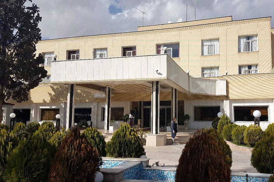 عکس سالن هتل پارک سعدی 4196