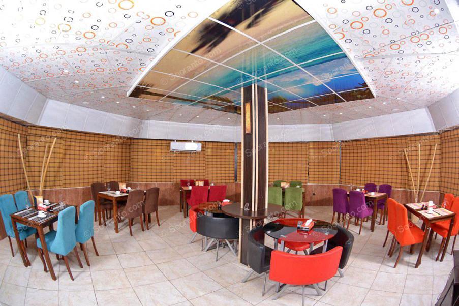 عکس سالن هتل پارک سعدی 4200