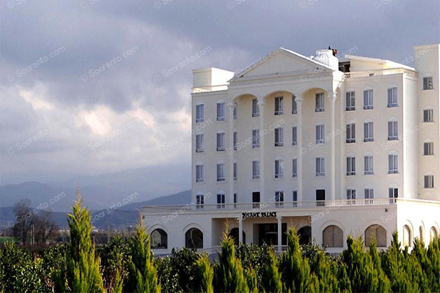 عکس سالن هتل قصر بوتانیک 4149