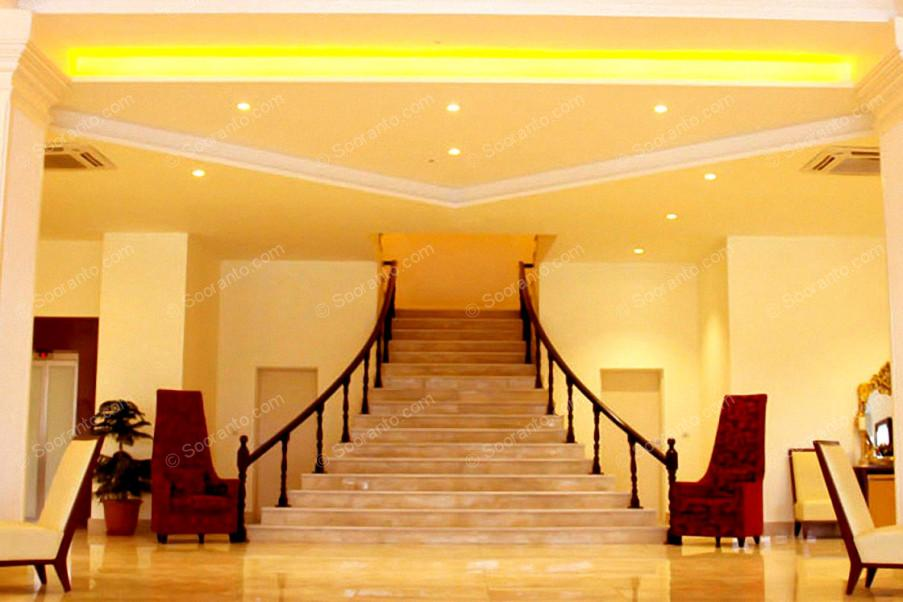 عکس سالن هتل قصر بوتانیک 4151
