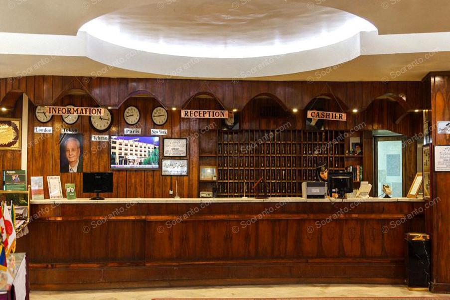 عکس سالن هتل پیروزی 4178