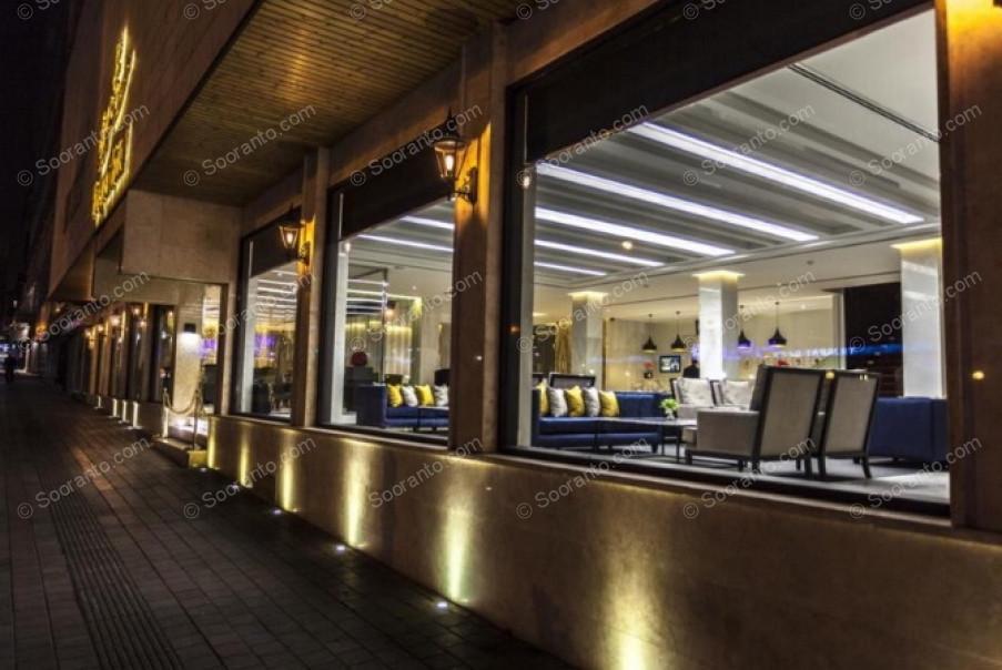 عکس سالن هتل هویزه 4364